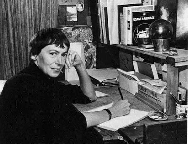 Best-selling science fiction author Ursula K. Le Guin dies
