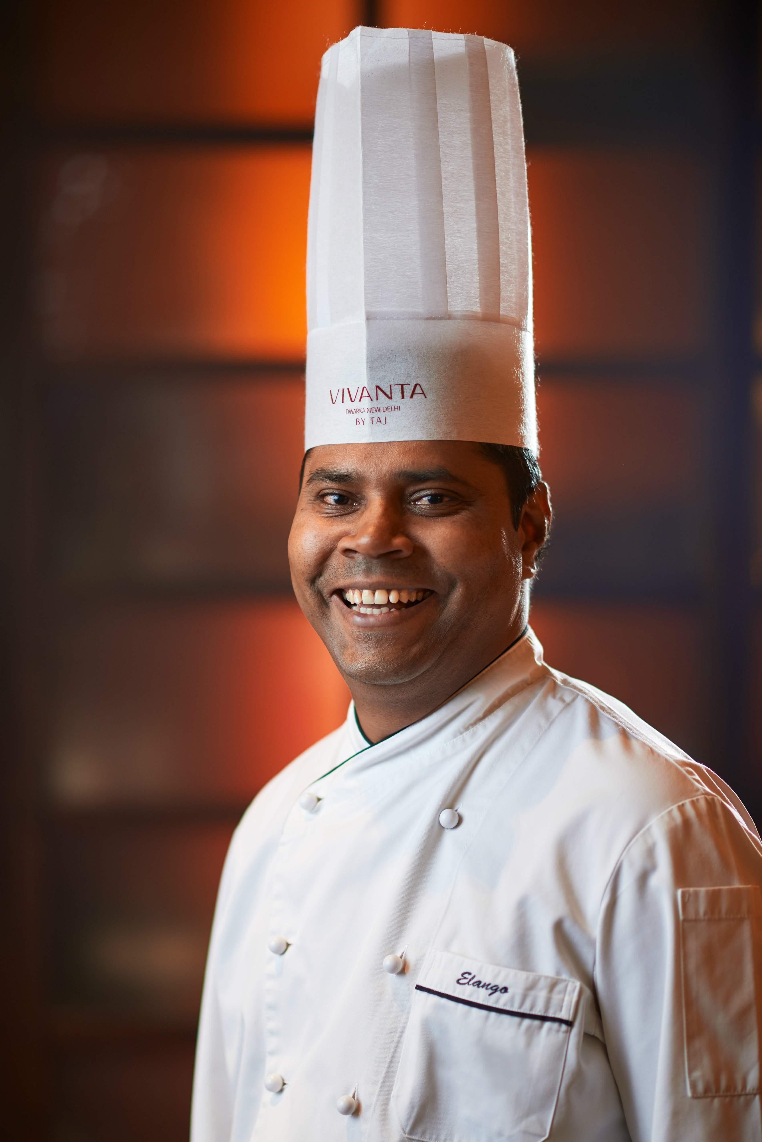 Chef Elango Shanmugam