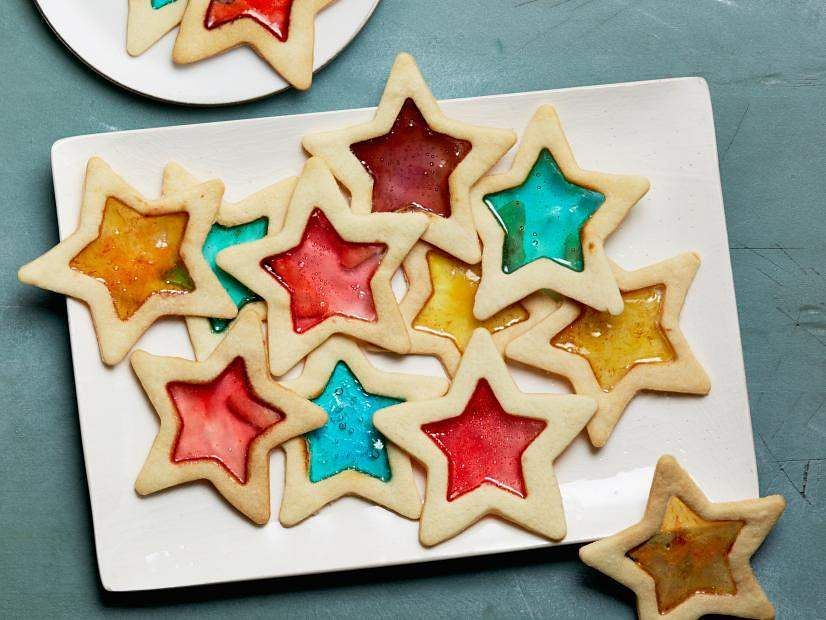 Glass cookies by Ashita Sheth