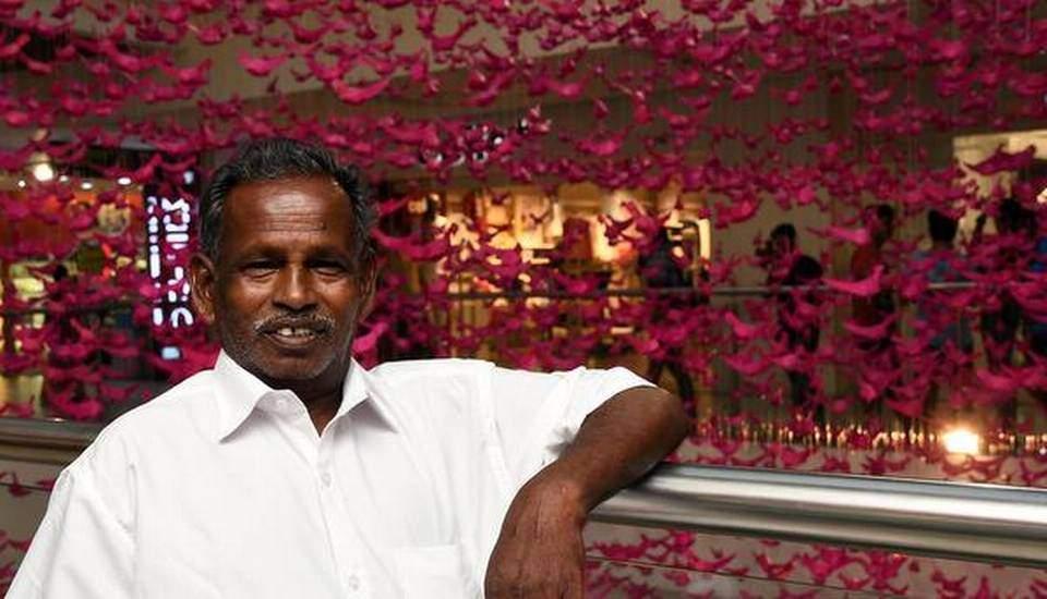 T K Krishnaswamy