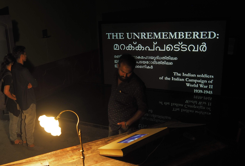 Kochi Muziris Biennale 2018