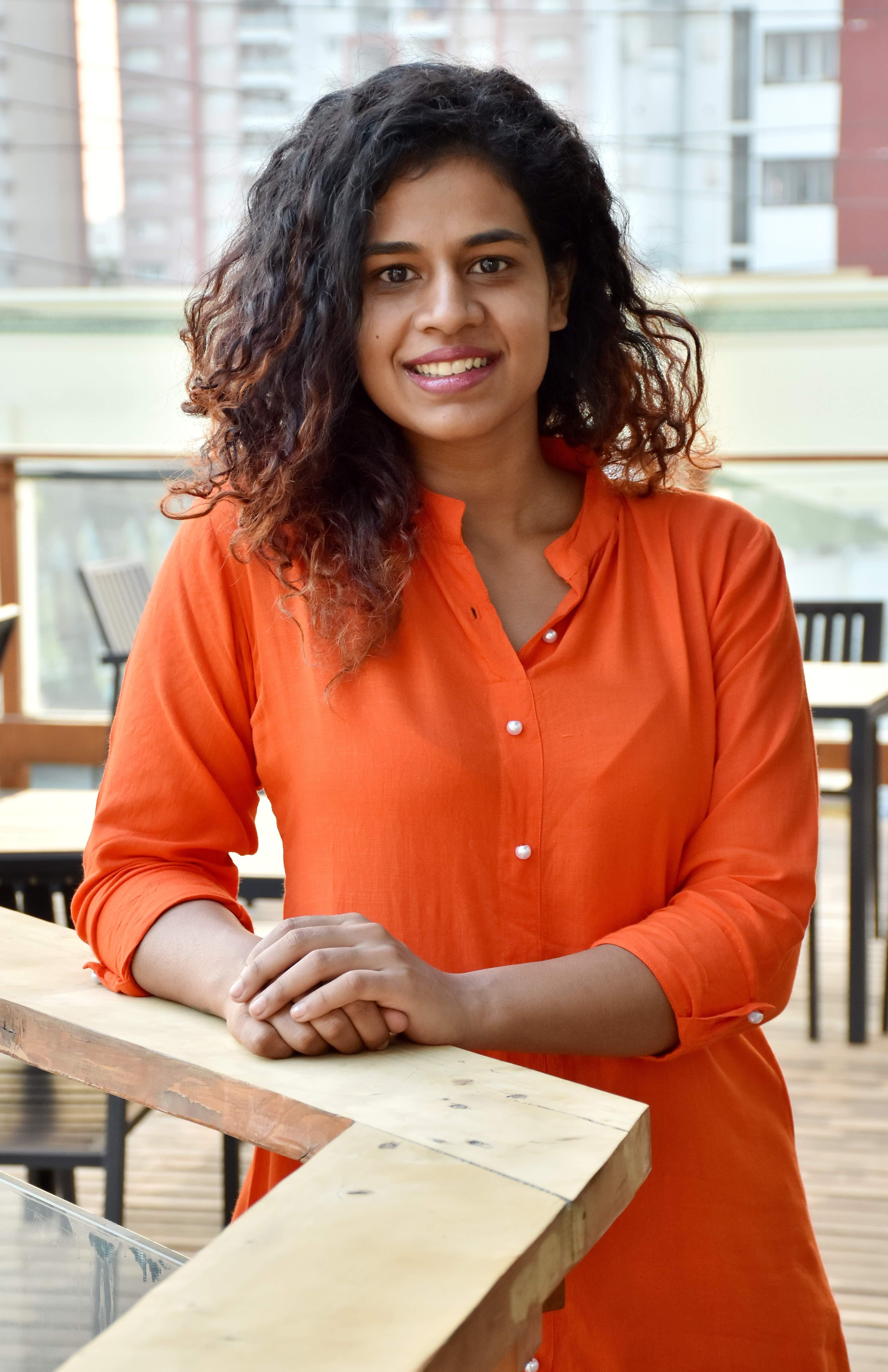 Sanjana M Kumar