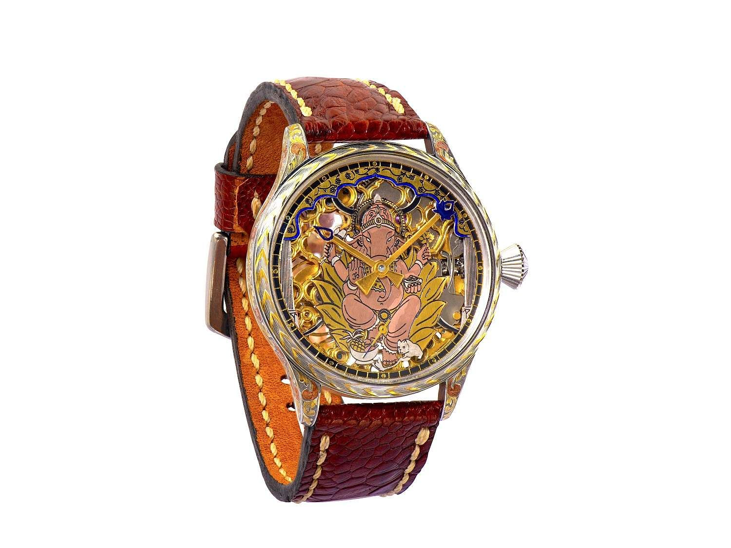 Ganesha Temple watch
