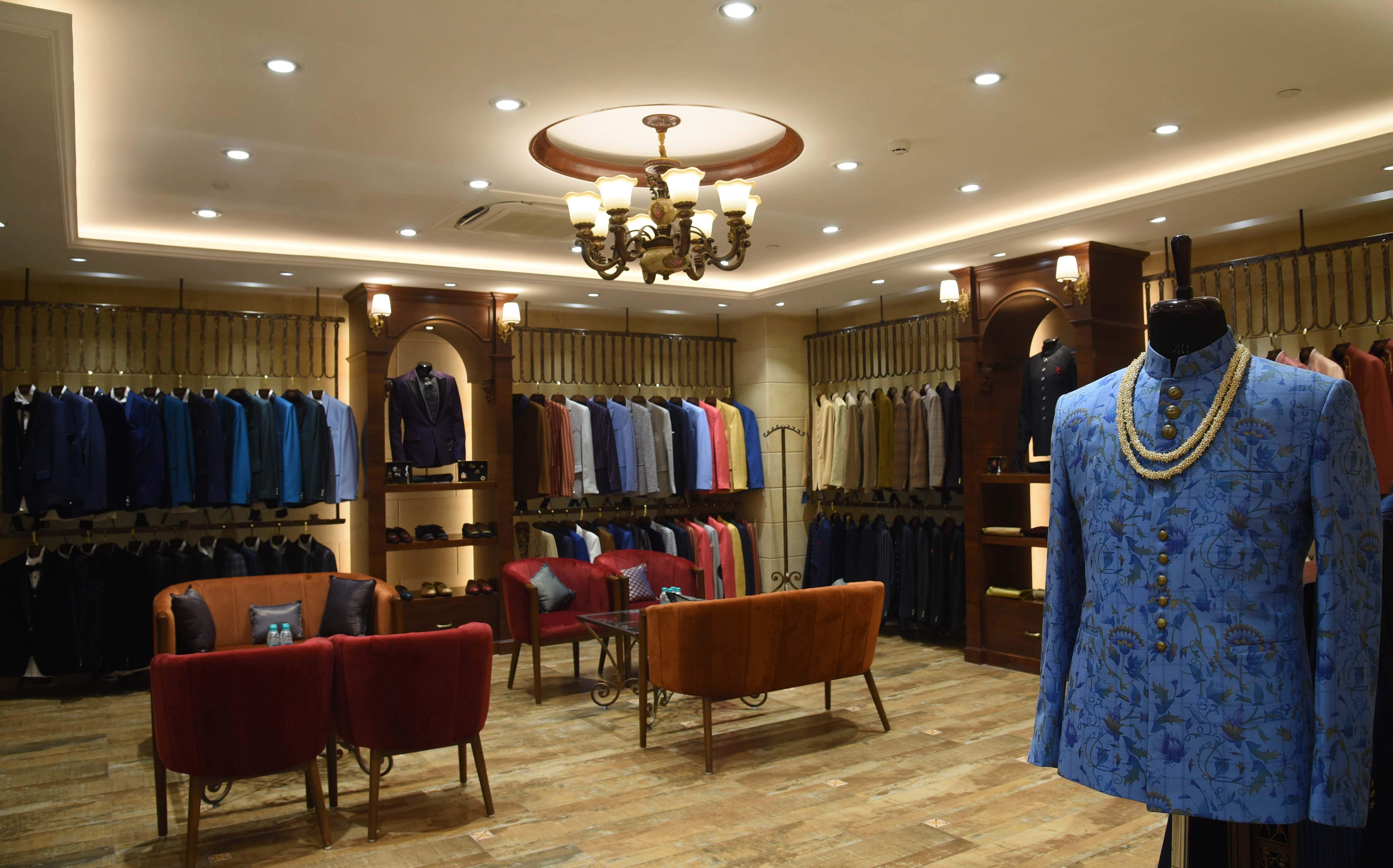 Check Out Exclusive Menswear At The Newly Opened Kora By Nilesh And Mitesh In Hydrabad