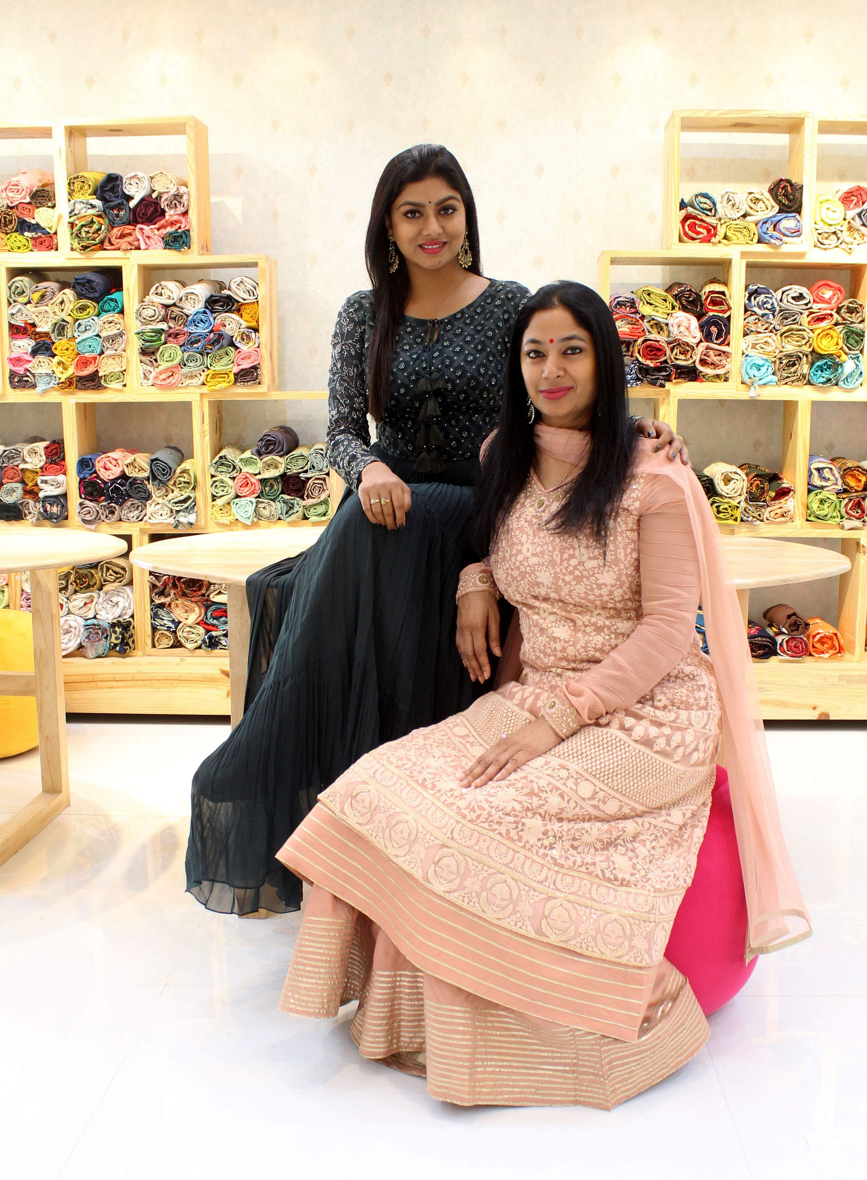 Siddheshwari Designer Studio Akshita and Uma