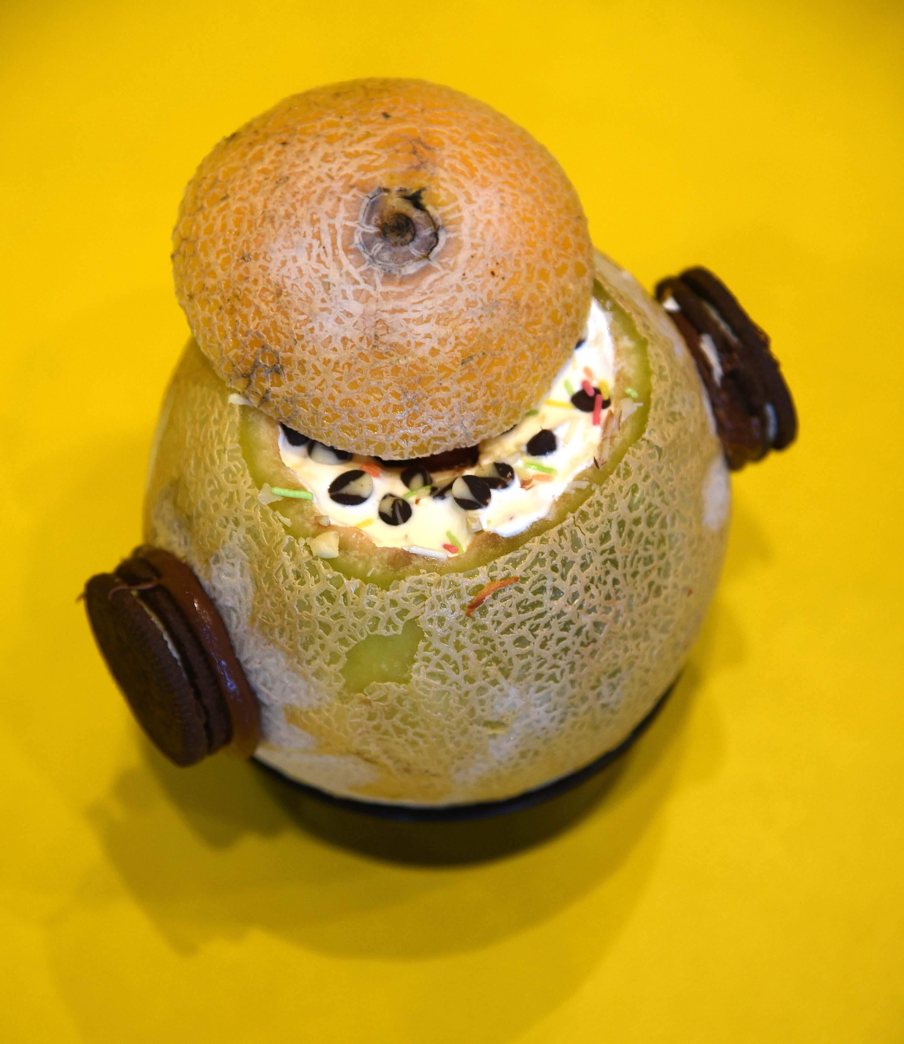 Masquerade's Mystery Melon