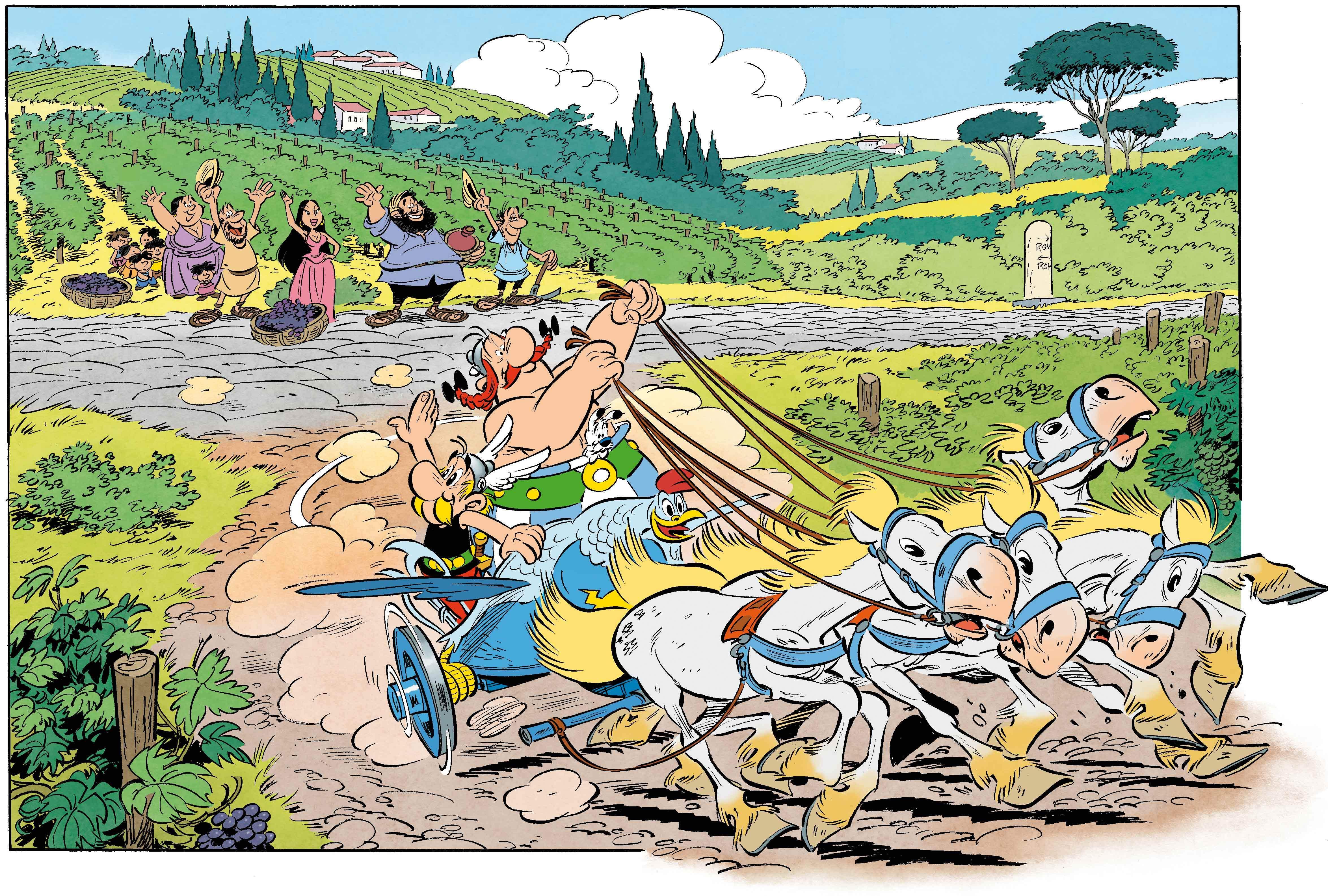 Asterix & Obelix finally go desi!