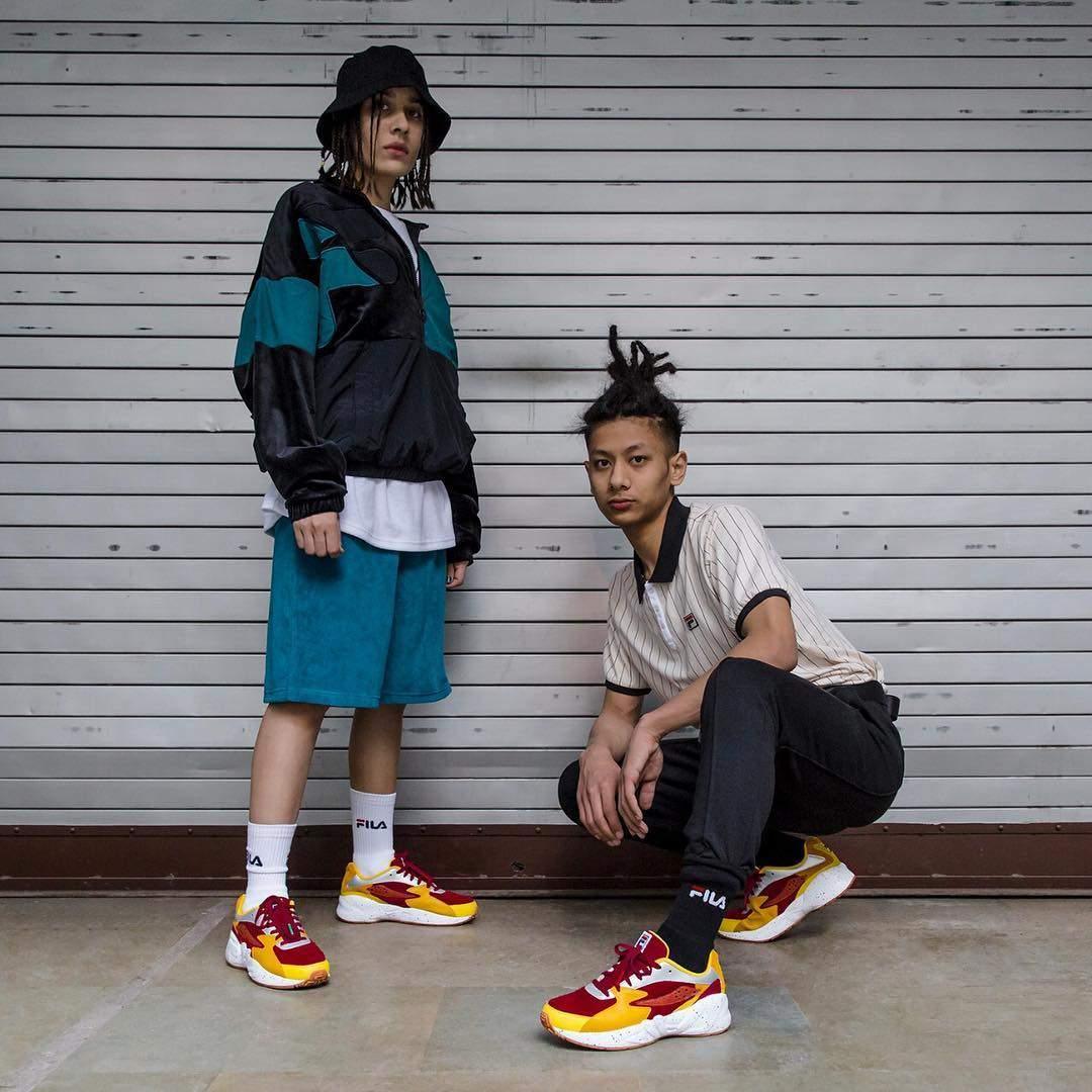 FILA x VNV's Mindblower sneaker is