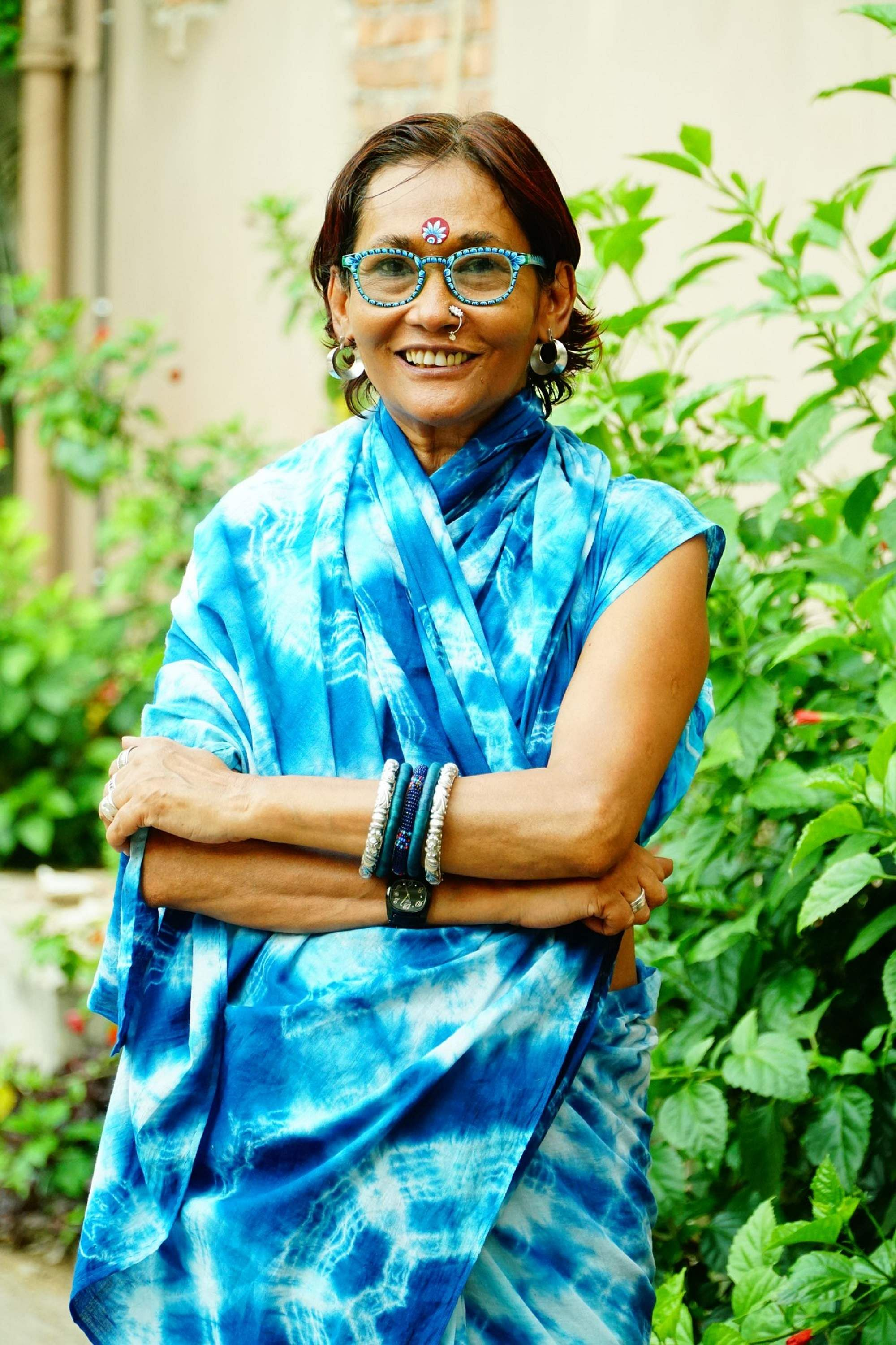Acclaimed Bangladeshi Designer Bibi Russell Talks About Ethical Fashion Gamchas And More