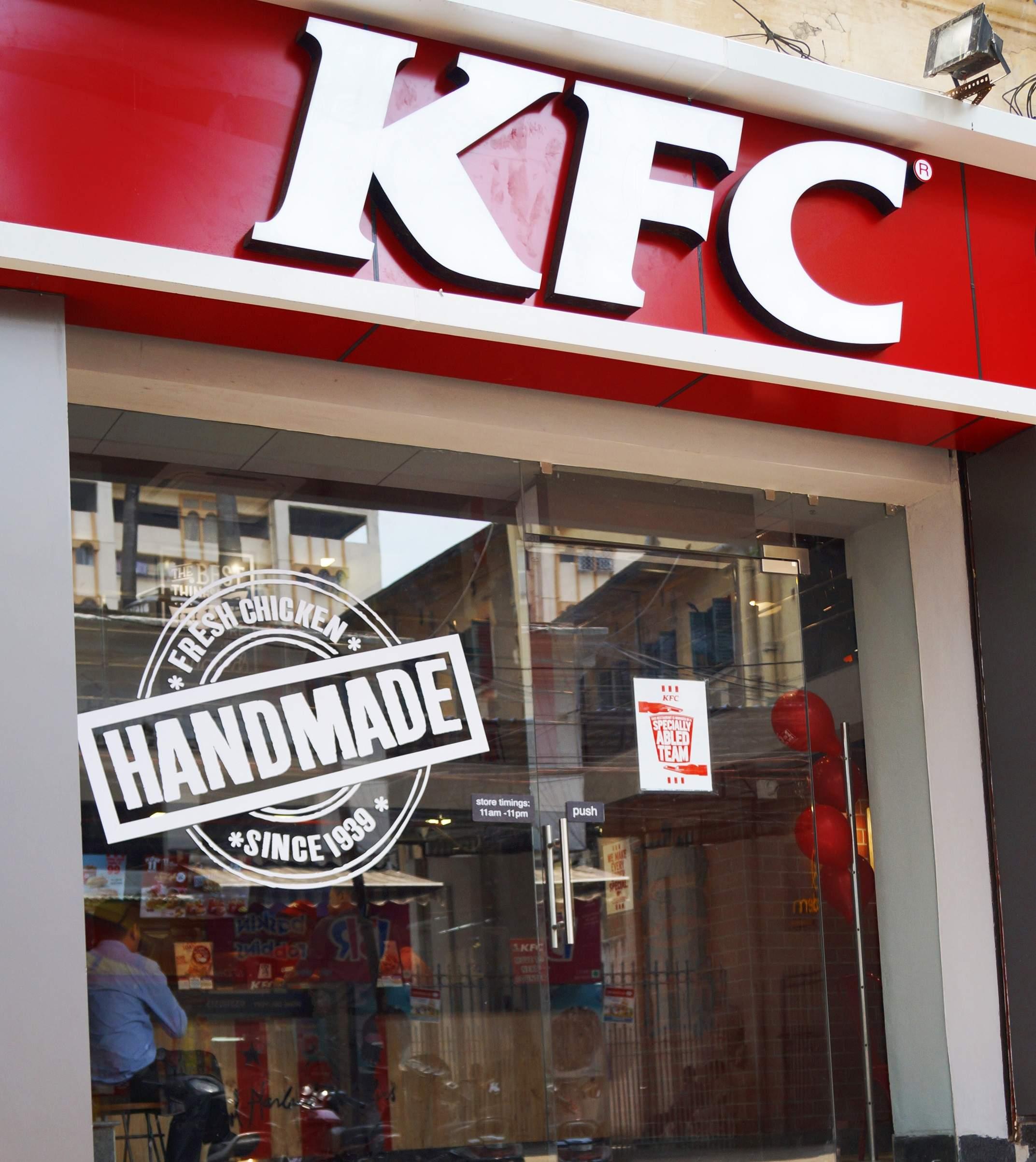 KFC's at Park Street