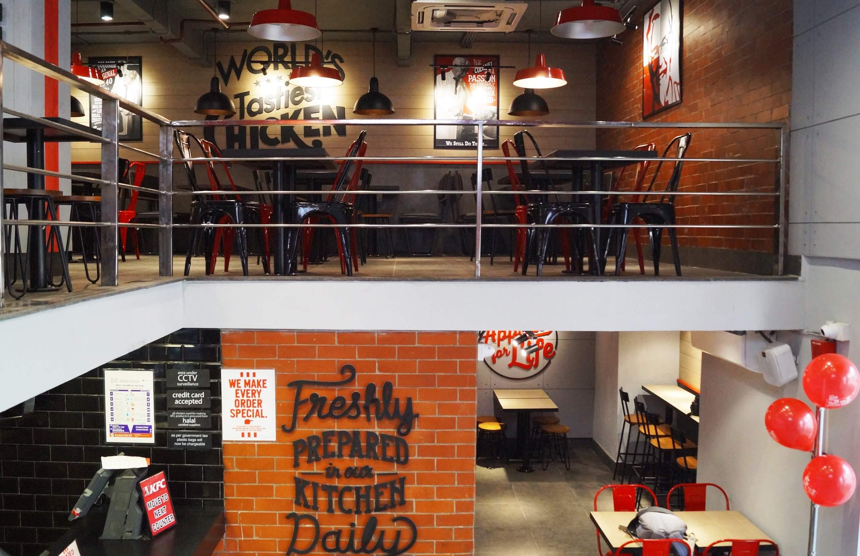 KFC's Park Street
