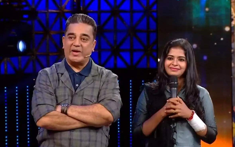 Kamal Haasan Bigg Boss Tamil Season 3