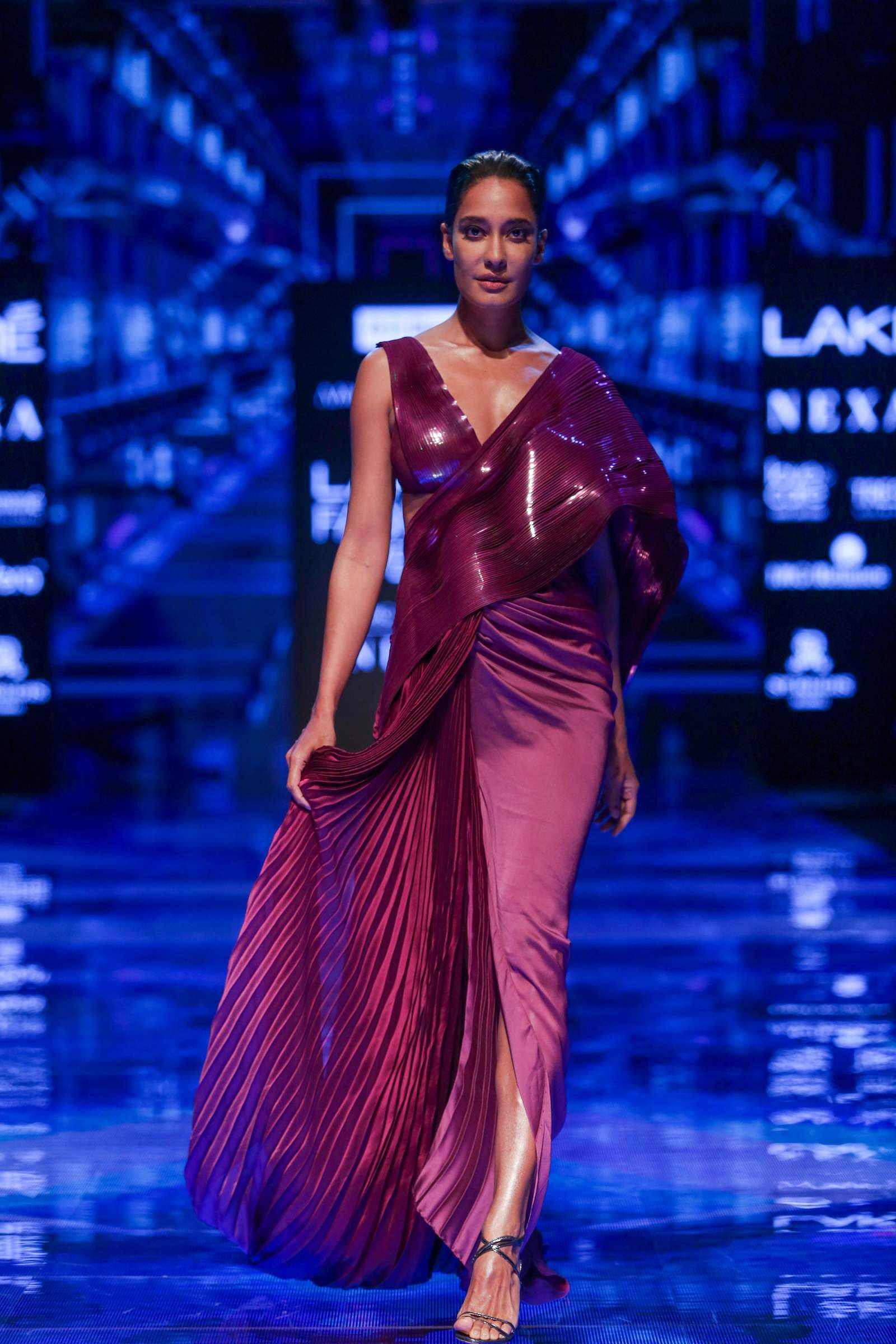 Lisa Haydon in an outfit from Flux