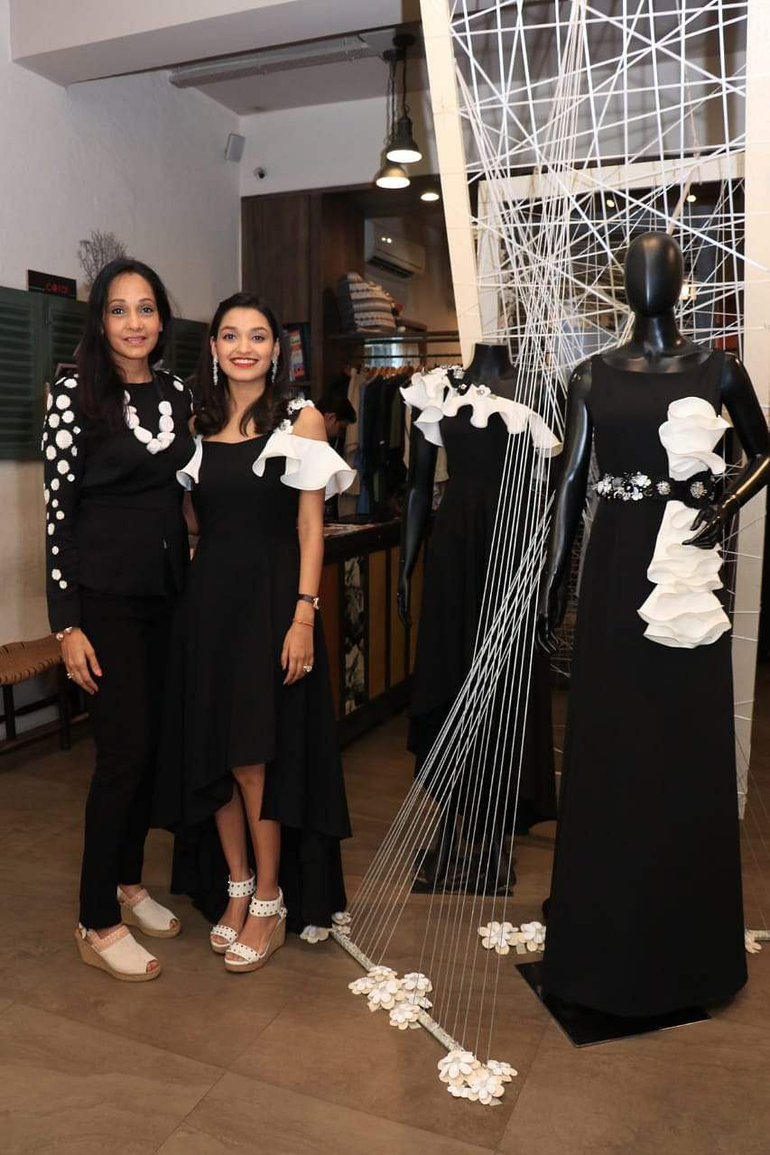 Pranati Kejriwall Pays Homage To French Designer Maleleine Vionnet In Her Debut Collection At Coral