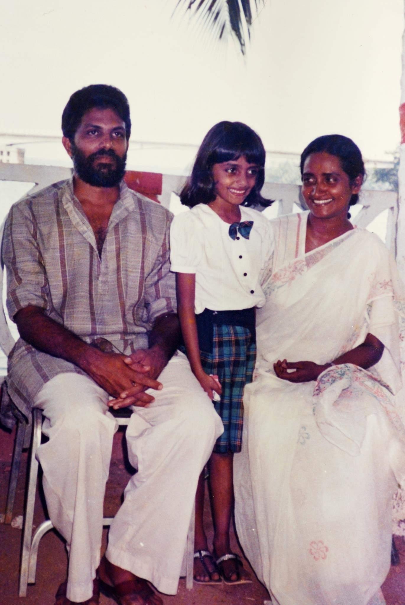 Kani Kusruti Family Photo