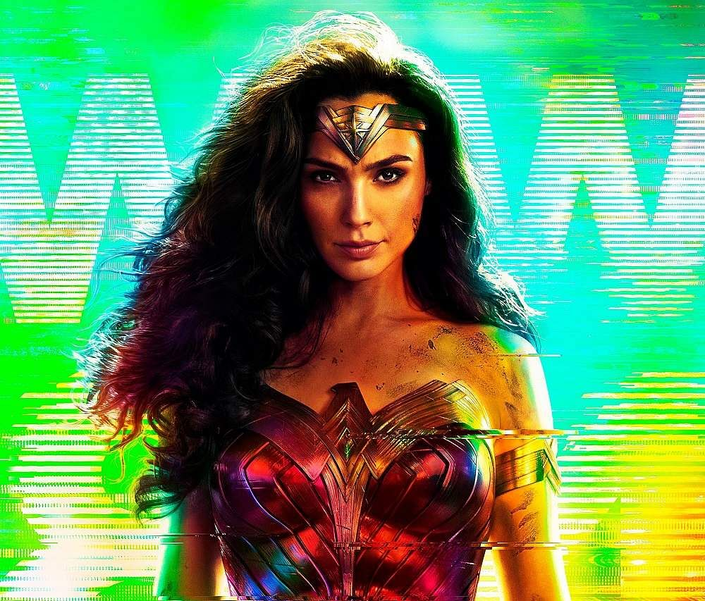 Gal Gadot as the titular character in Wonder Woman 1984