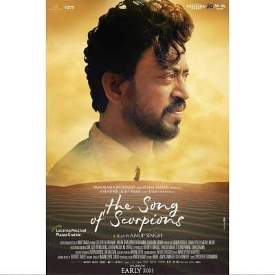 Irrfan Khan's film The Song of Scorpions
