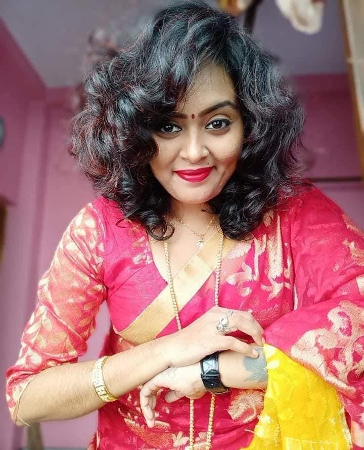 Sujata Dey latest photo