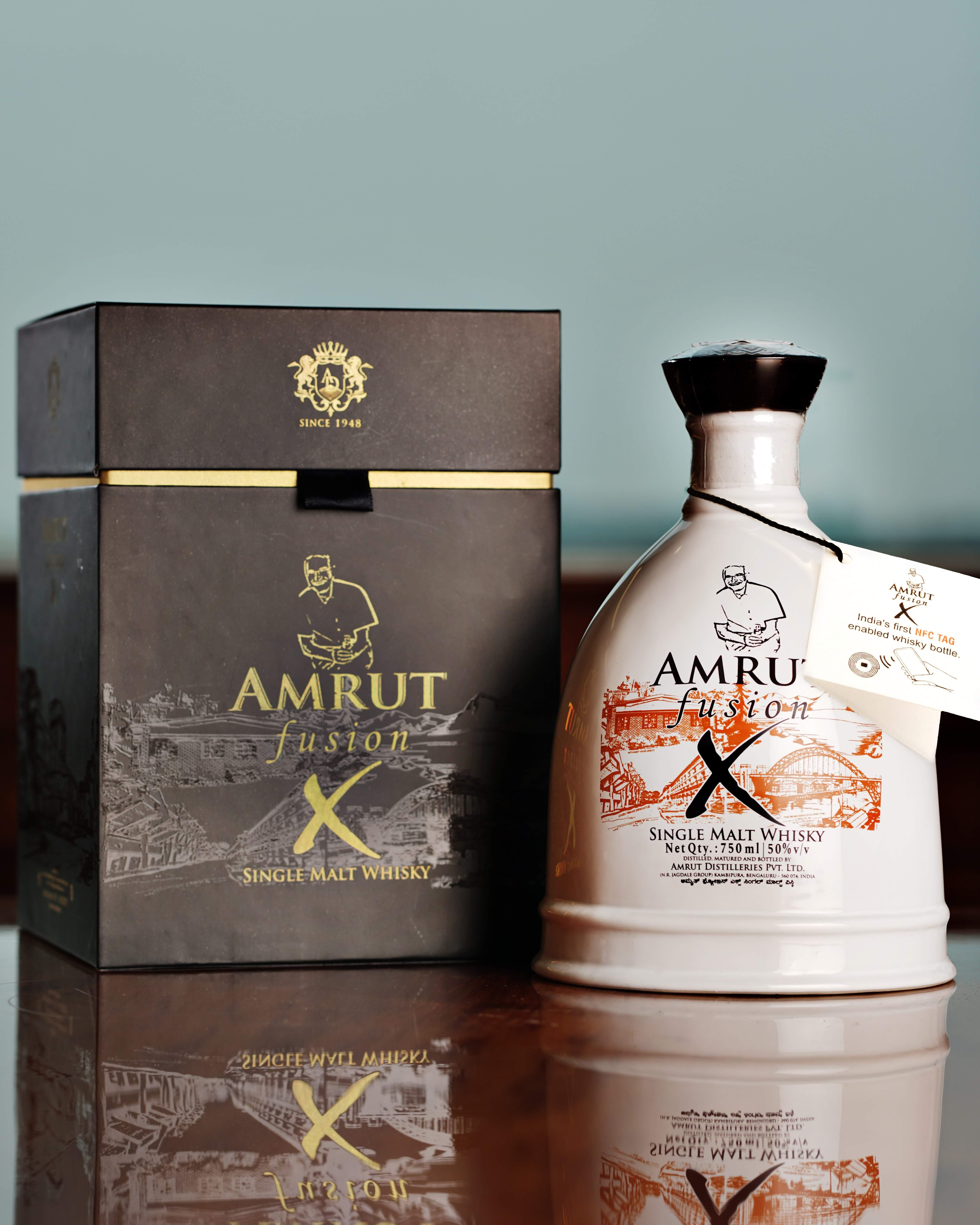 The Amrut Fusion X