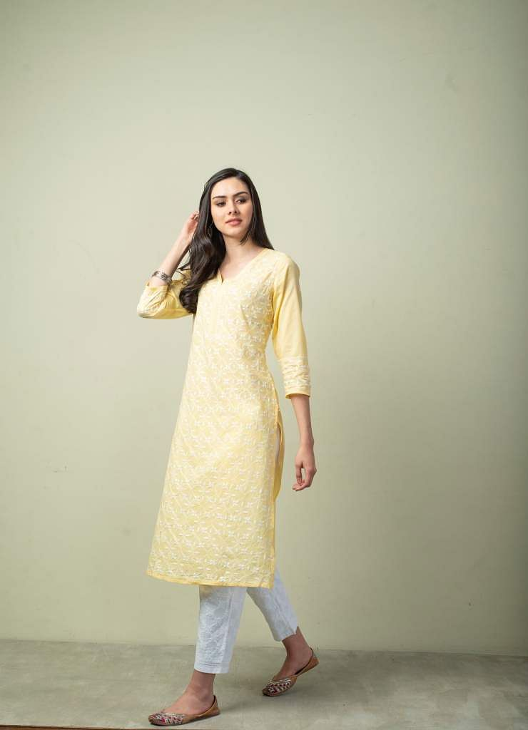 A kurta from the collection