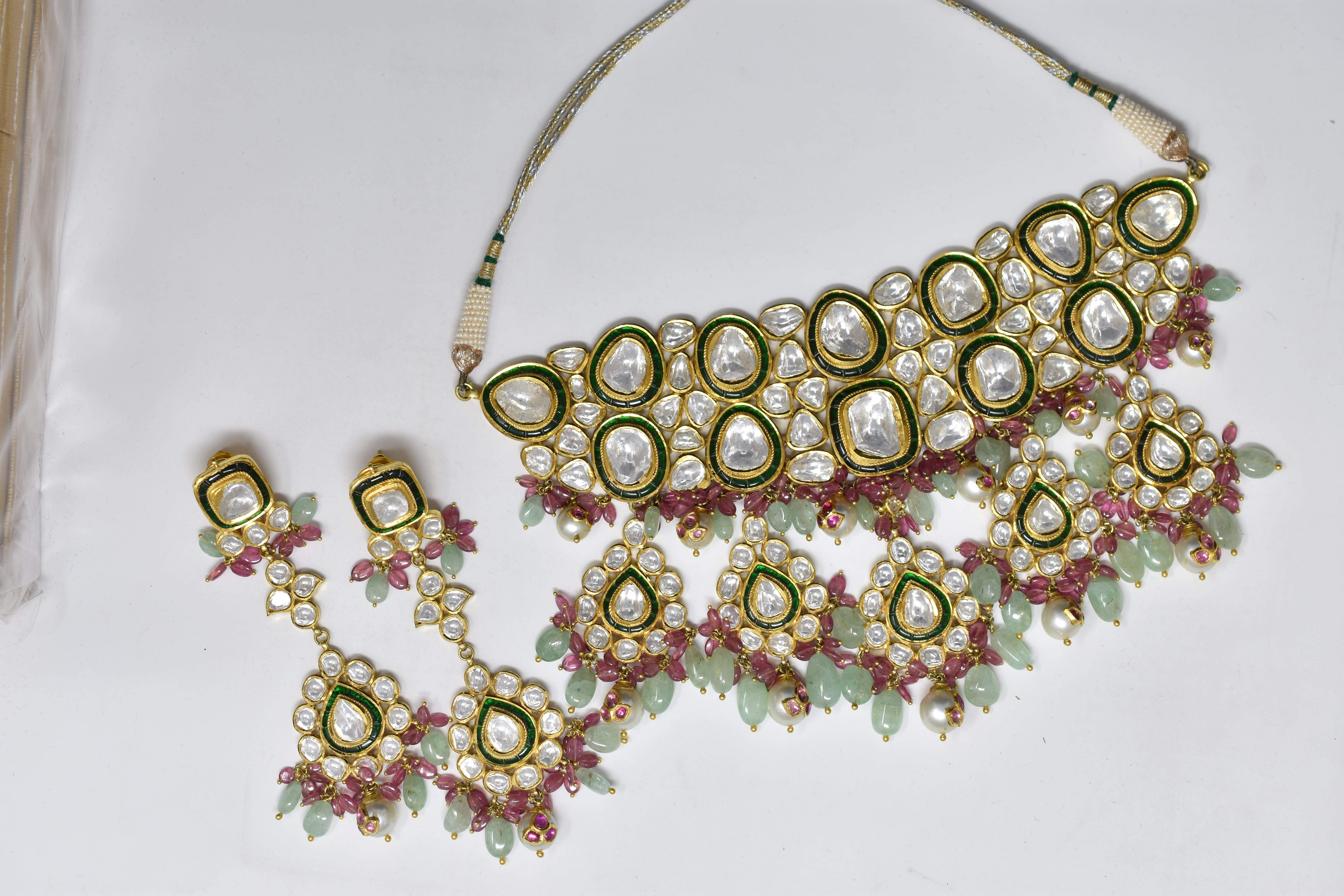 Jewellery from Rambhajos