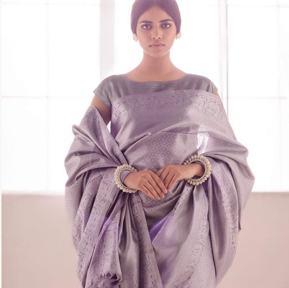 Sari from Kanakavalli