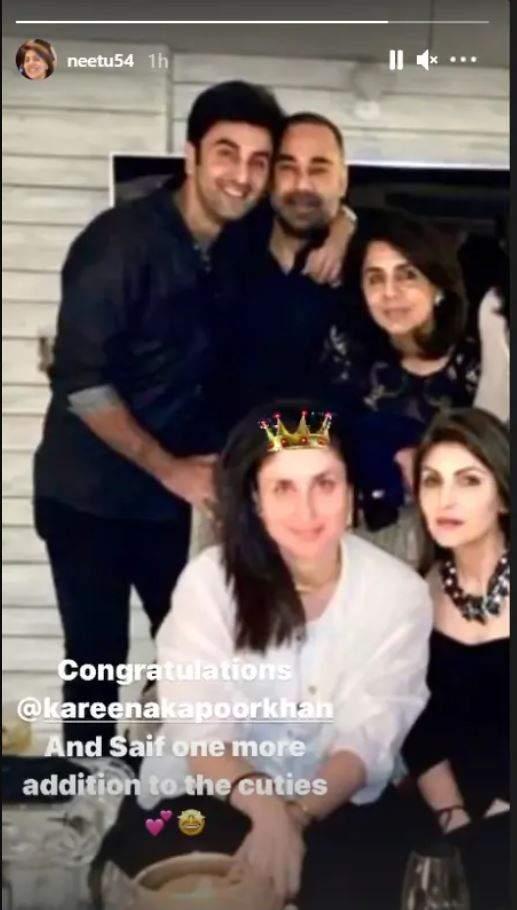 Kareena Kapoor delivers second child