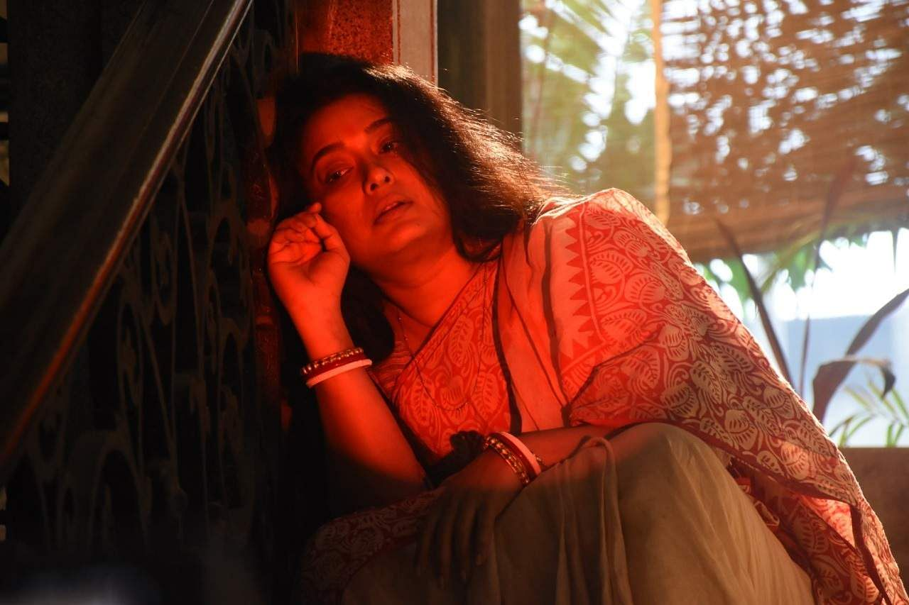 Ananya Chatterjee in Mohomaya