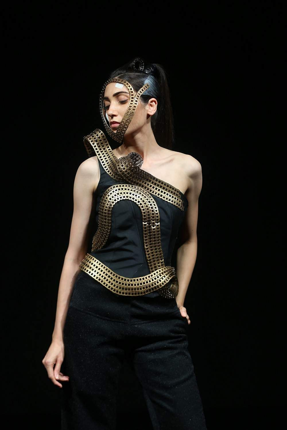 From Nitin Bal Chauhan's collection