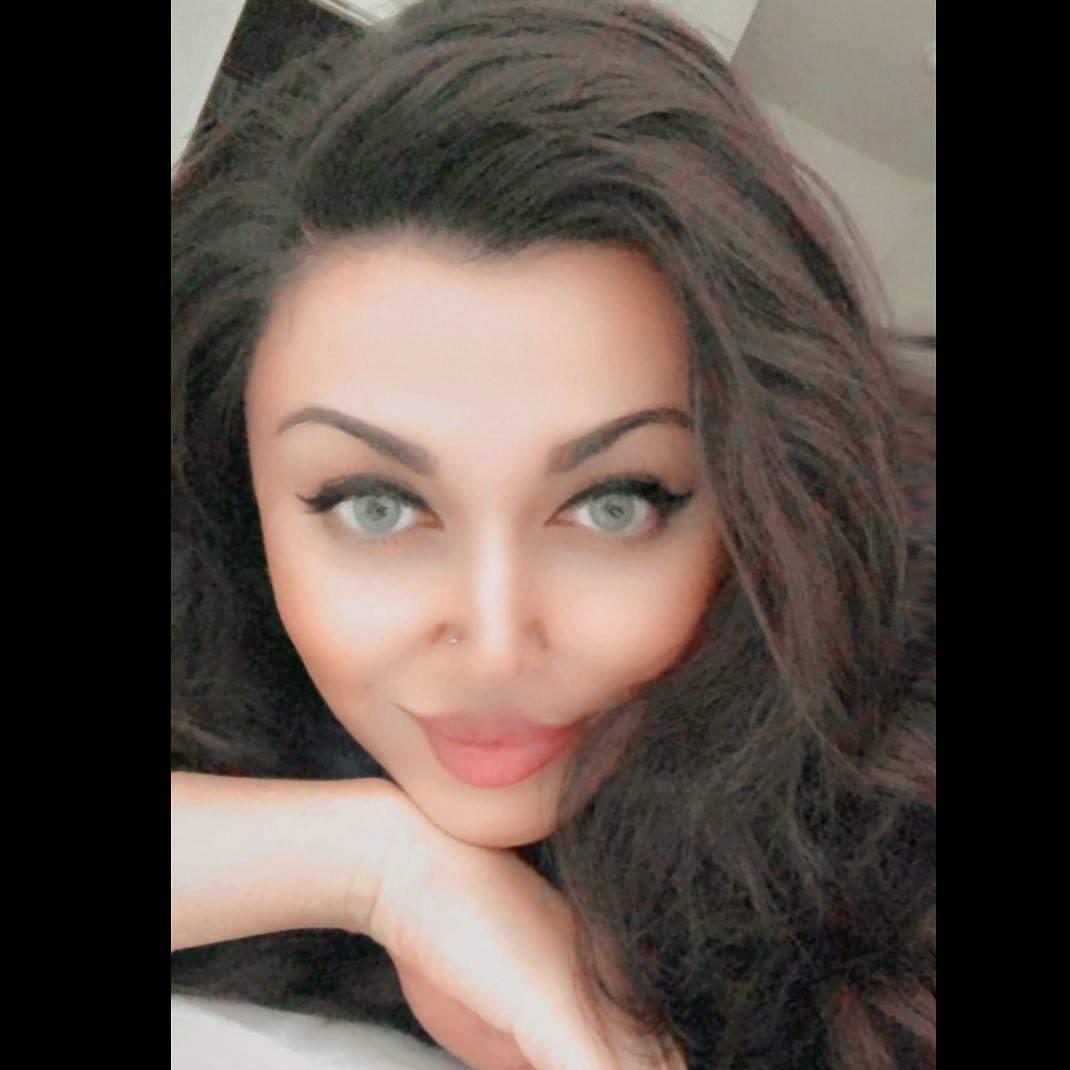 Aishwarya Rai Bachchan's doppelganger Aamna Imran