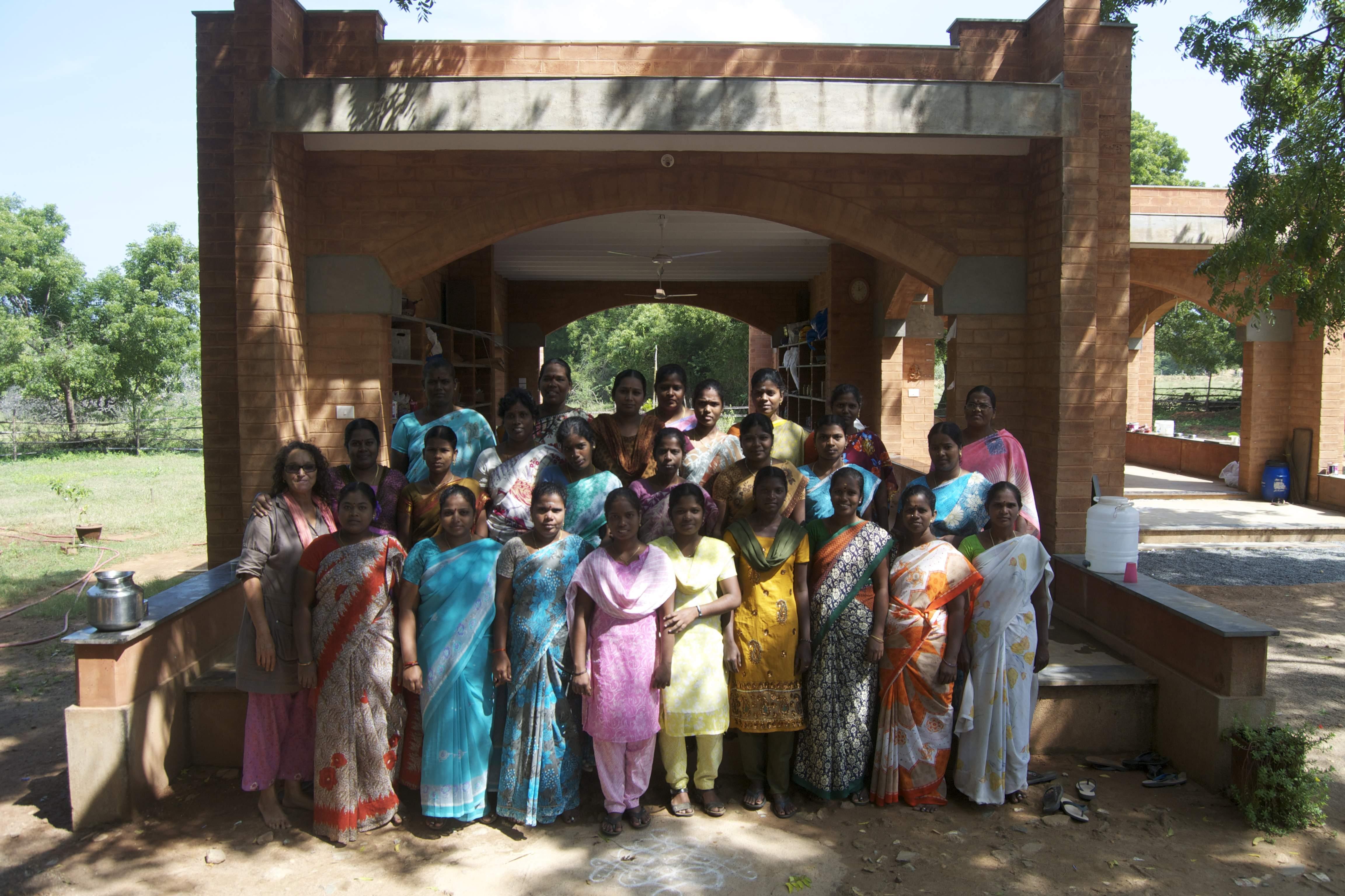 Wellpaper Auroville