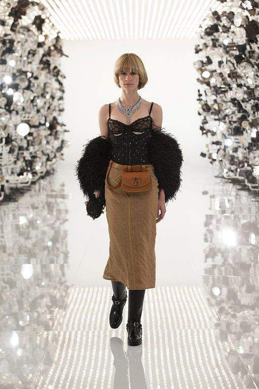 A look from #GucciAria