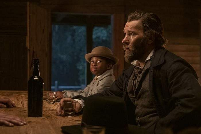 A still from The Underground Railroad