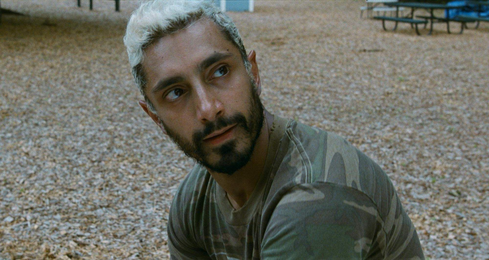 A still from Sound of Metal starring Riz Ahmed