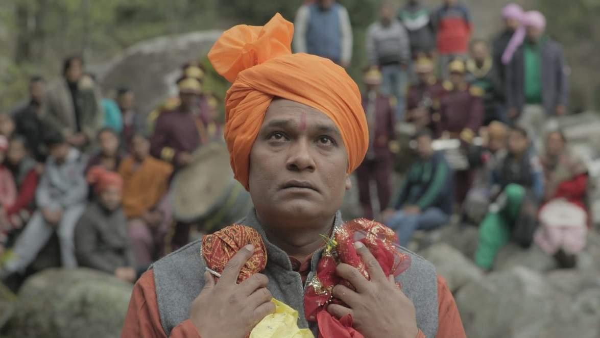 A still from the film Brina