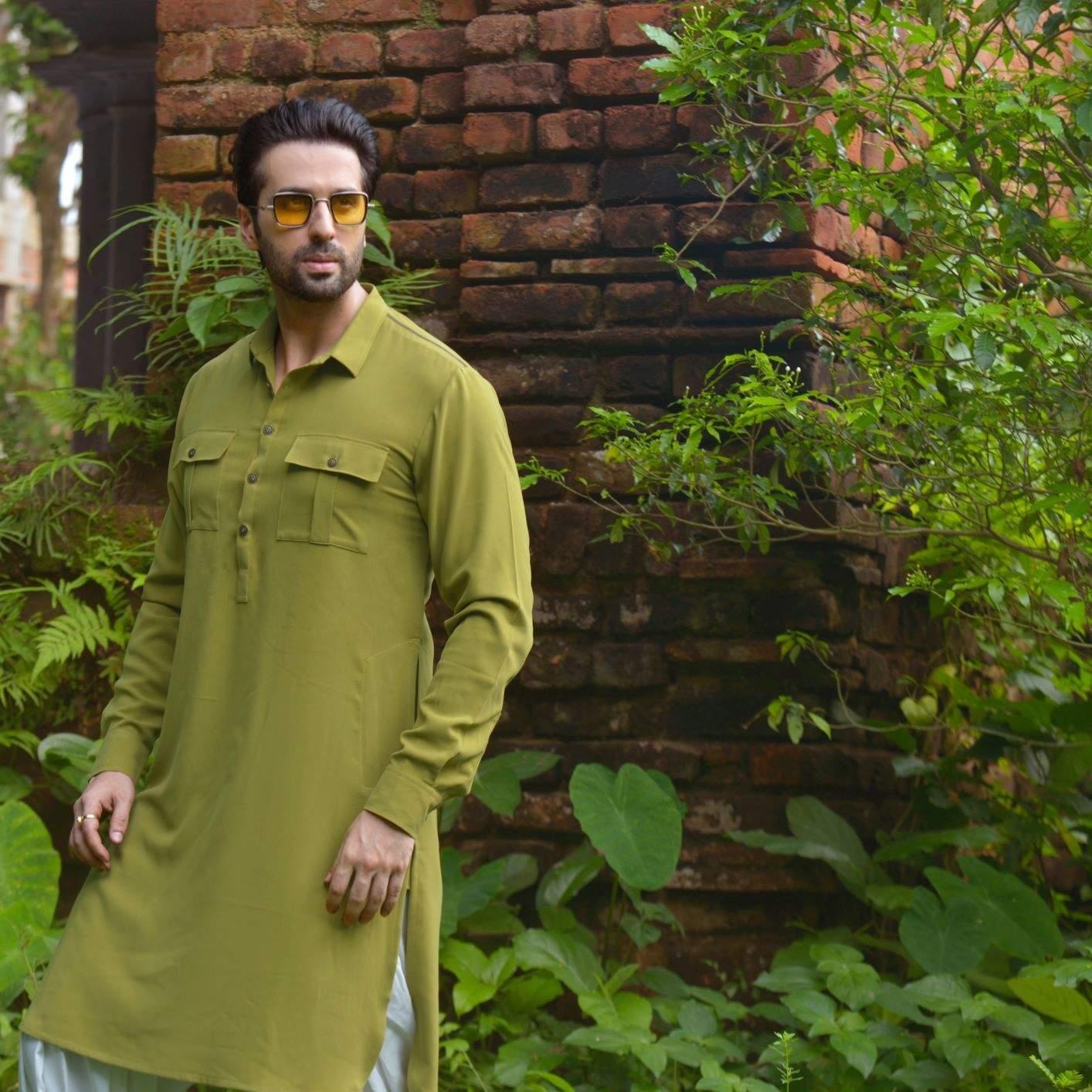 Surbhi Pansari's Poila Baisakh edit