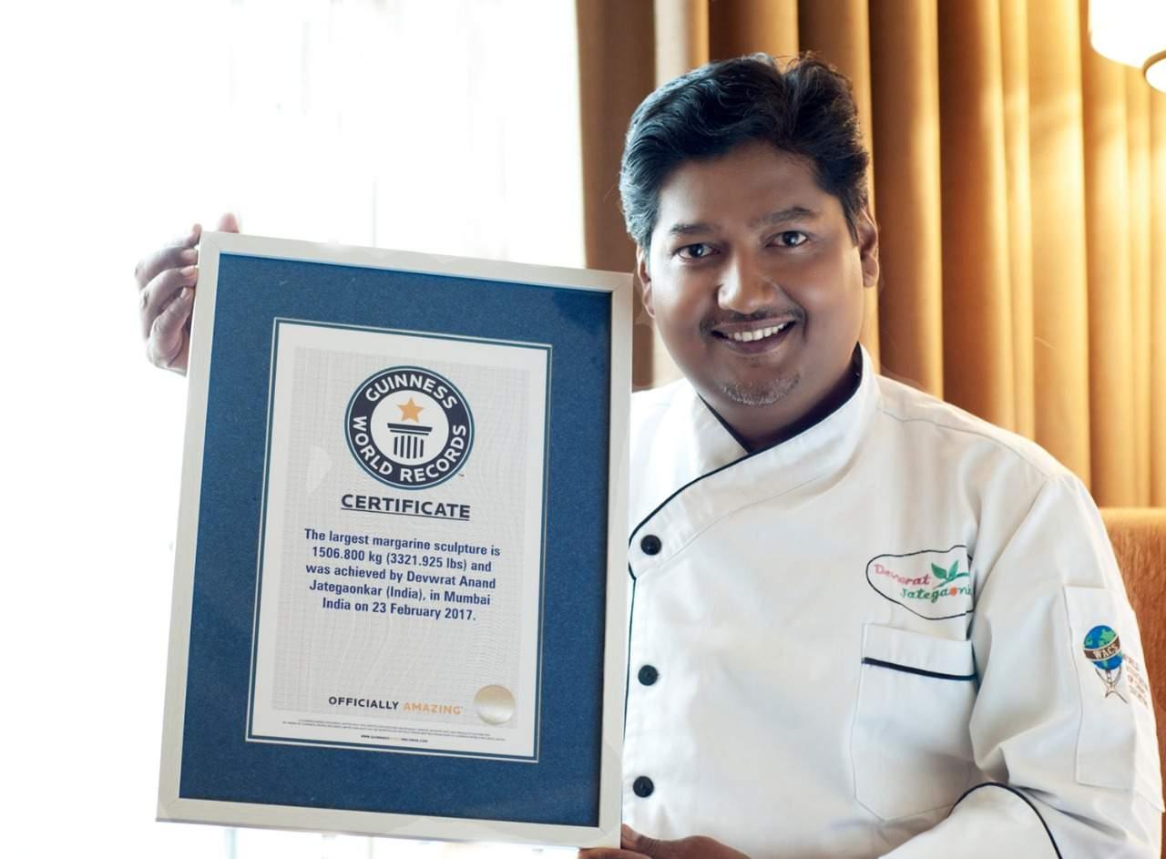 Chef Devwrat Jategaonkar