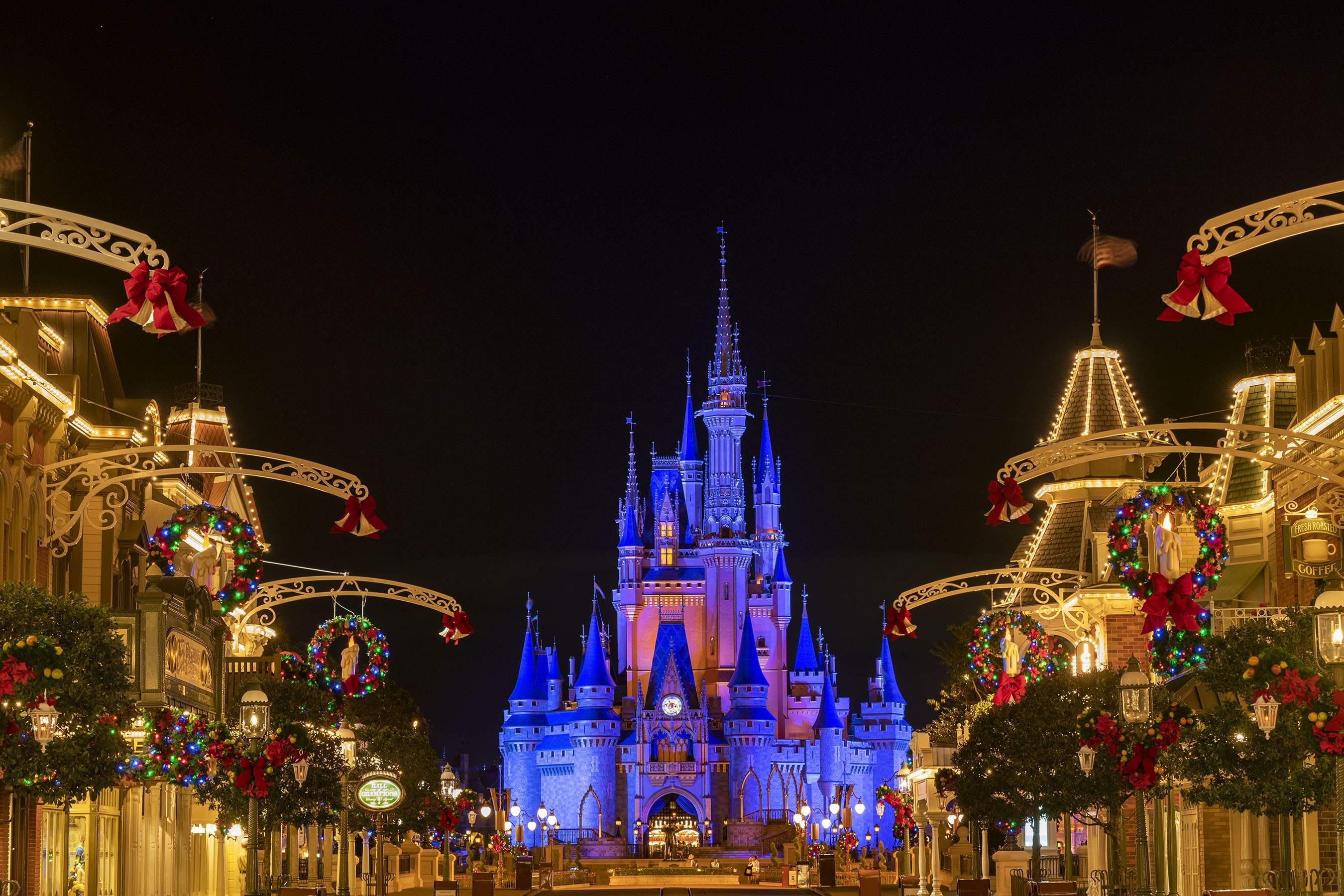 Walt Disney at Orlando