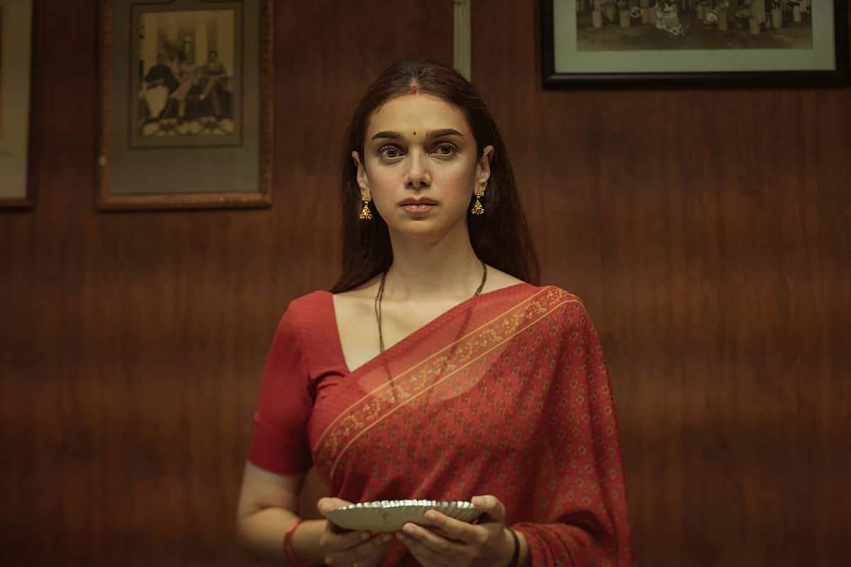 Aditi Rao Hydari in Ajeeb Daastaans