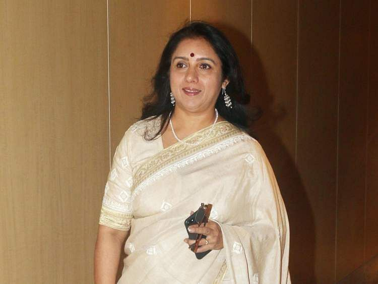 Play with actress Revathy