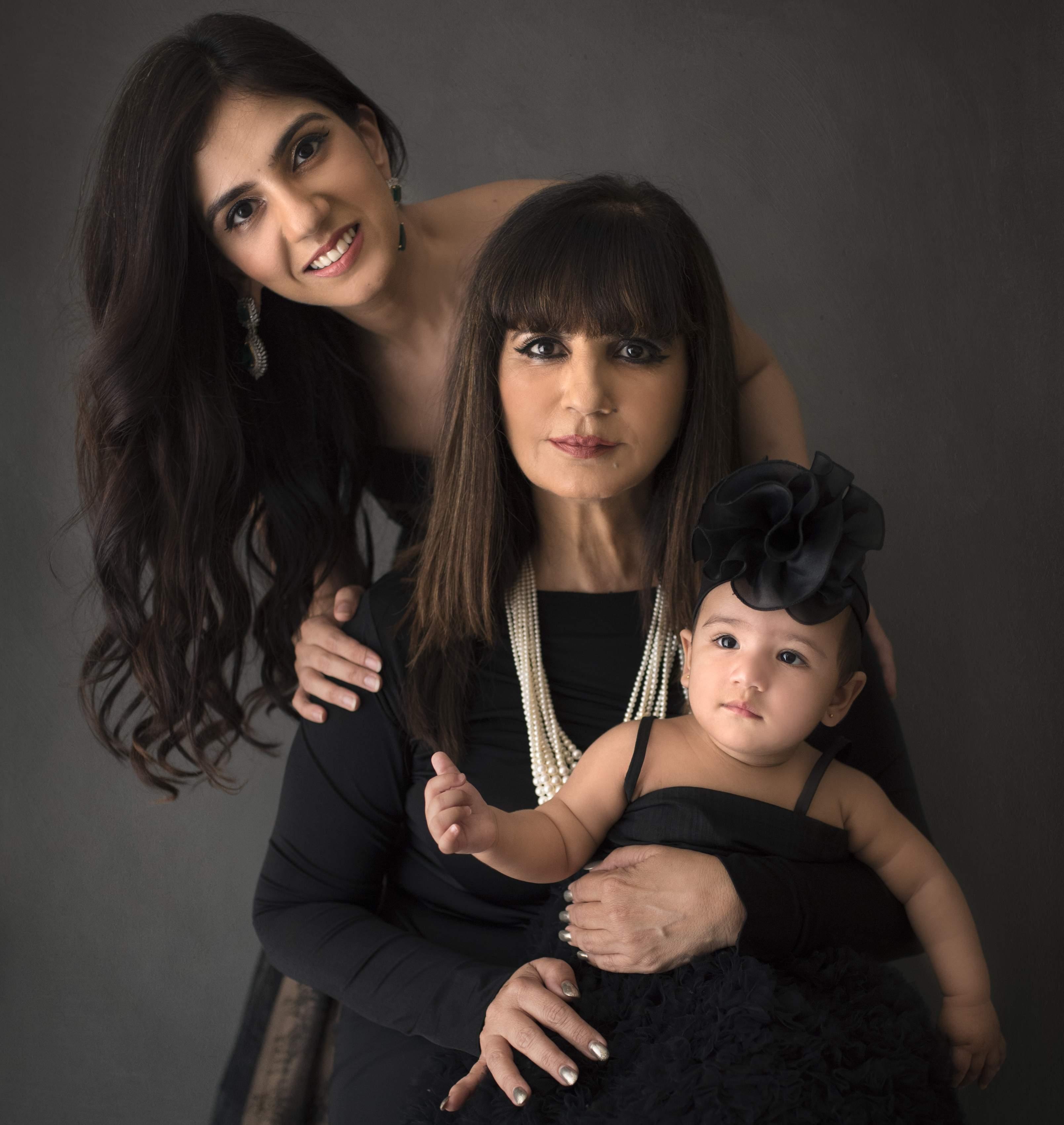 Mother's Day: Designers Neeta Lulla and Nishka Lulla