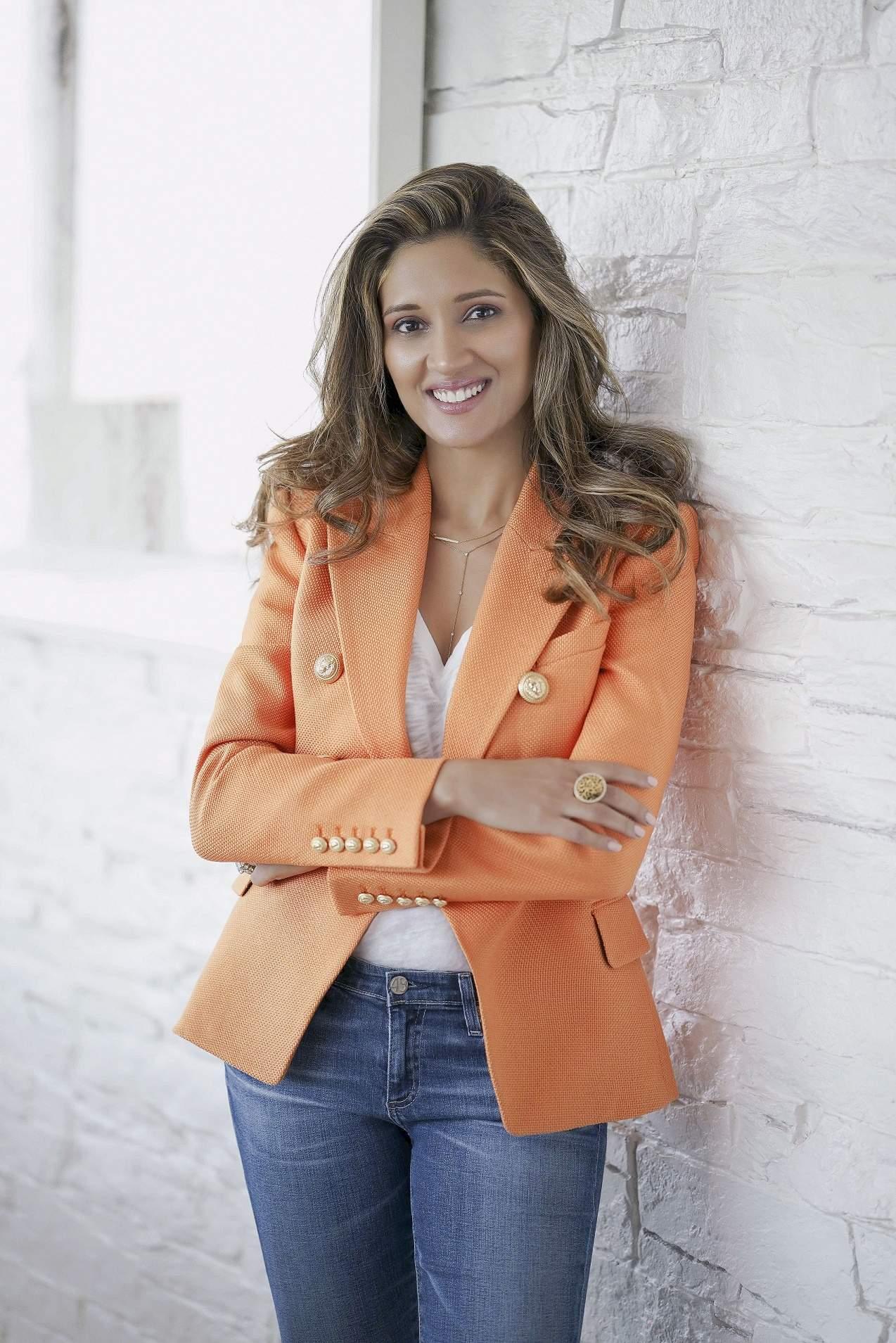 Mallika Tarakas Parekh, Mallika Parekh, a health and wellness expert