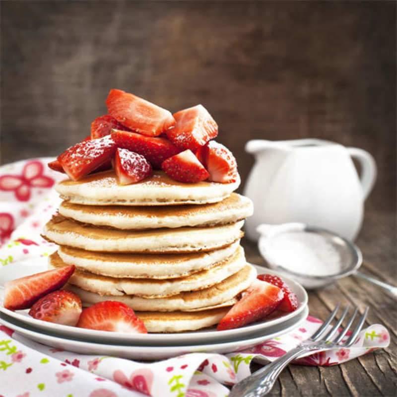 Kaashi Wheat Pancakes