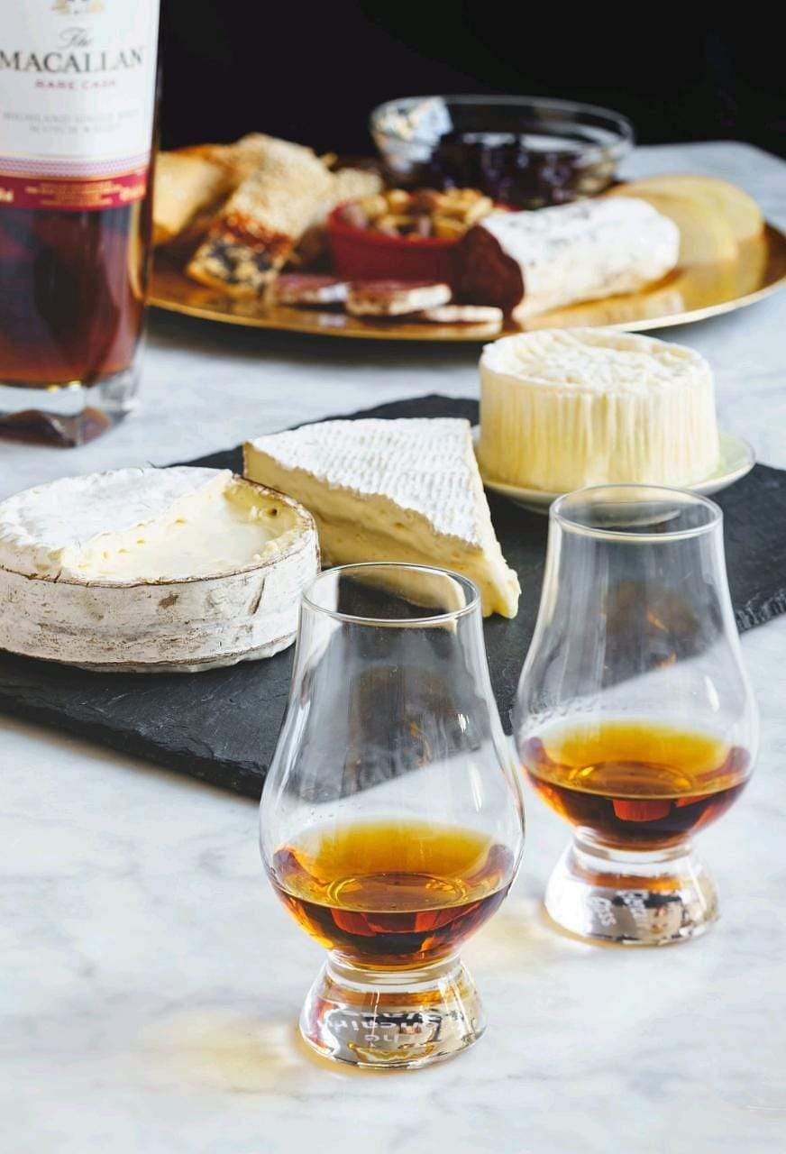 Camembert Cheese with Rare Cask