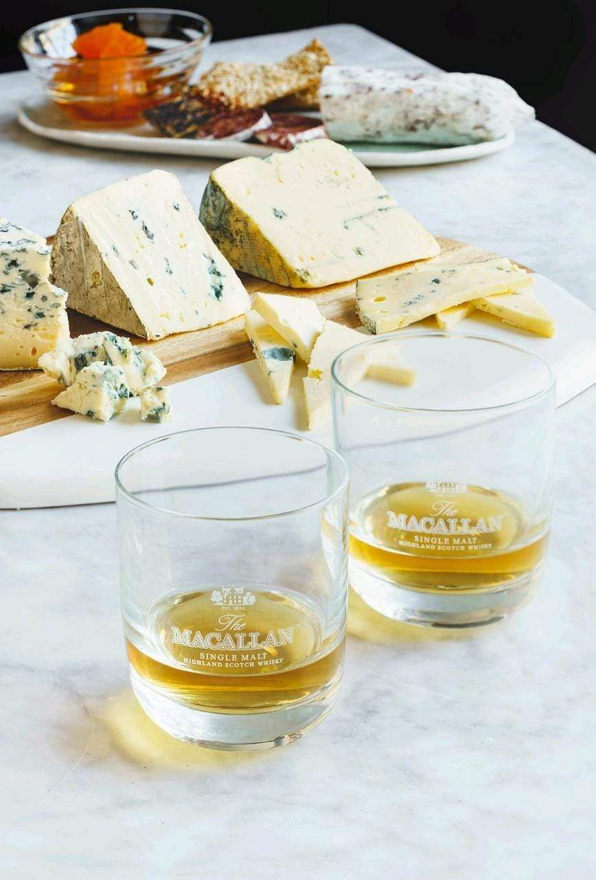 Mellow Blue Cheese with Triple Cask
