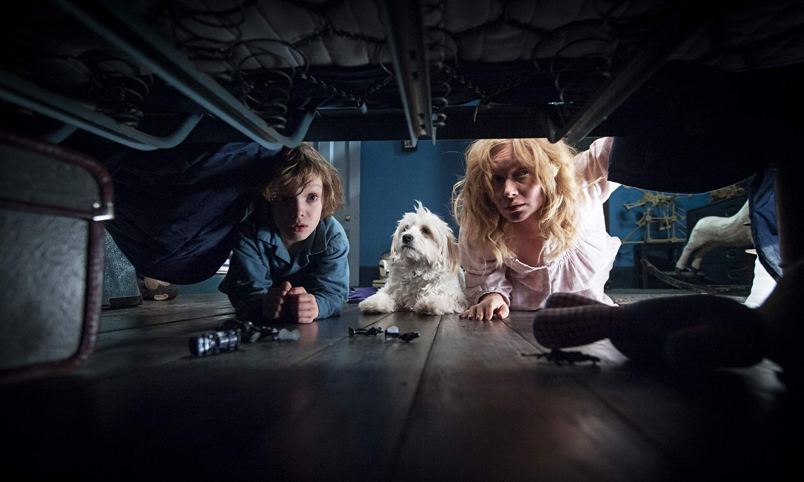 A still from The Babadook