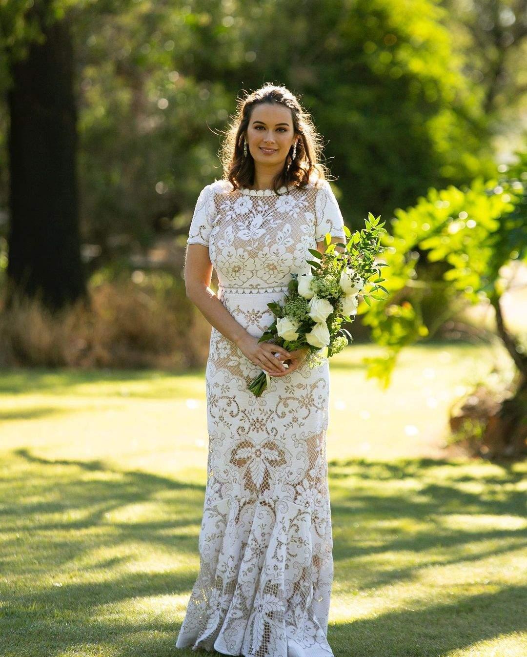 Evelyn Sharma wedding, marriage