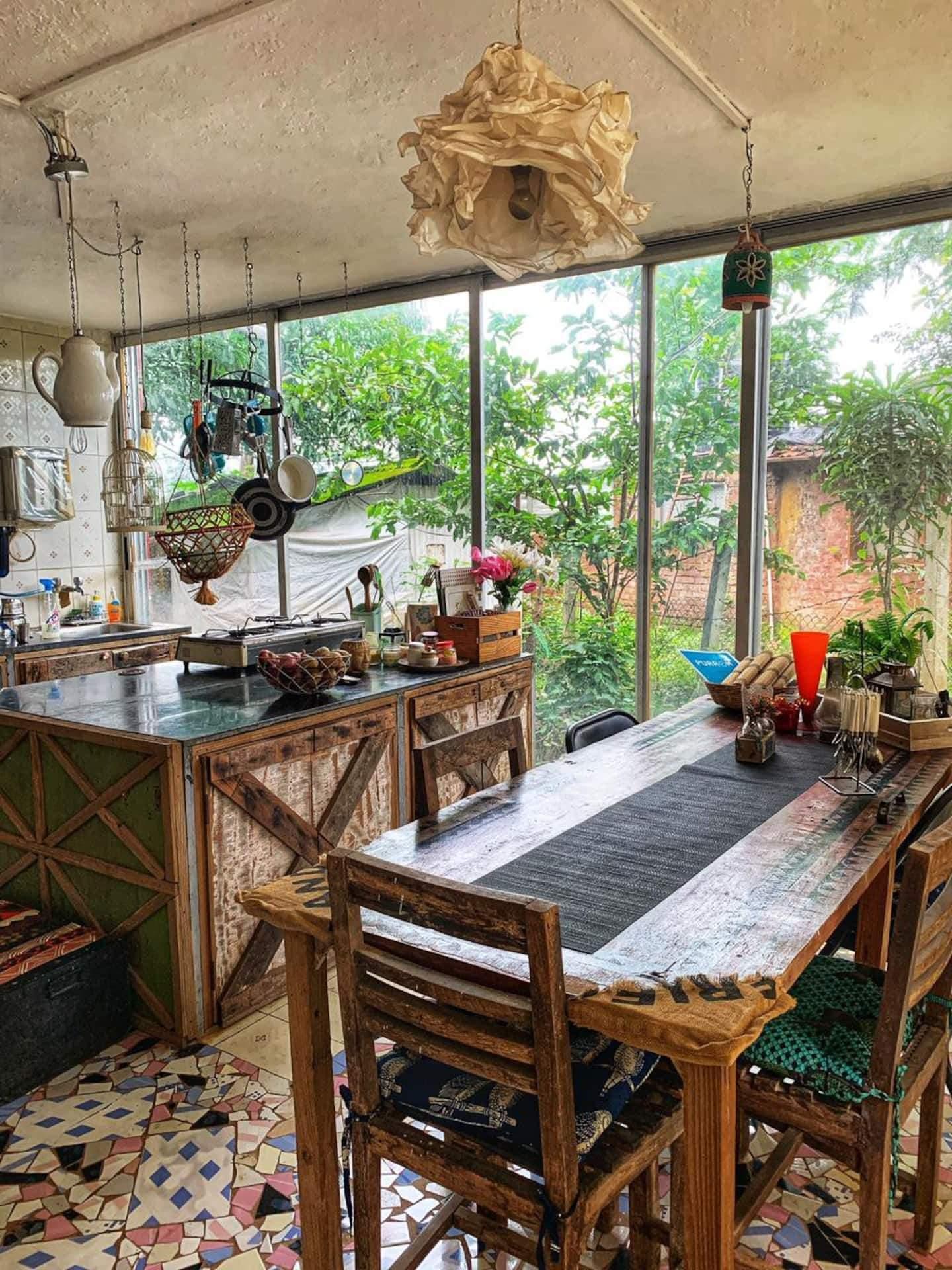 Inside look at Sapna Bhavnani's PurrOm Healing Center in Kamshet near Mumbai