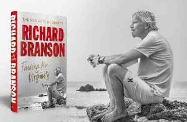 Richard Branson's Finding My Virginity