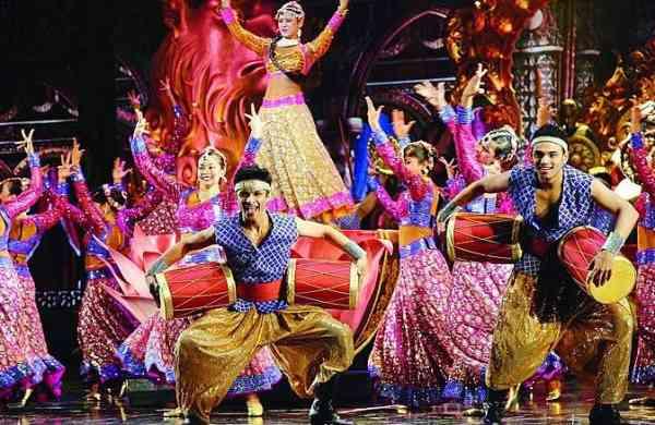 Bollywood-Broadway
